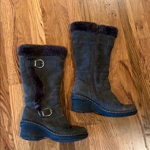 BareTraps winter boots , size 8